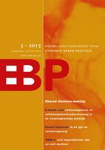 Nederlands Tijdschrift voor Evidence Based Practice