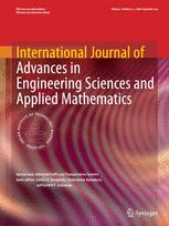 International Journal of Advances in Engineering Sciences and Applied Mathematics