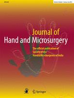 Journal of Hand and Microsurgery