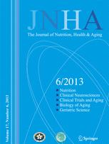 The Journal of Nutrition Health and Aging