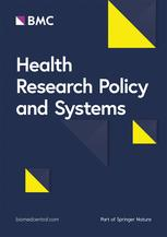 Health Research Policy and Systems