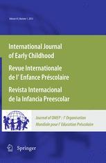 International Journal of Early Childhood