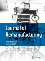 Journal of Remanufacturing