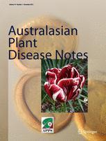 Australasian Plant Disease Notes