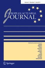 European Actuarial Journal