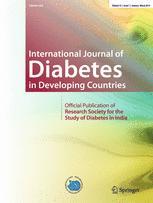 International Journal of Diabetes in Developing Countries