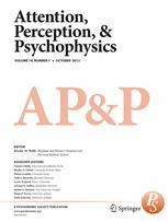 Attention, Perception, & Psychophysics