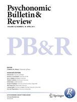 Psychonomic Bulletin & Review