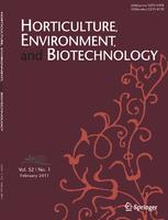 Horticulture, Environment, and Biotechnology