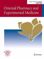 Oriental Pharmacy and Experimental Medicine
