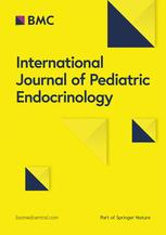 International Journal of Pediatric Endocrinology