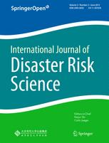 International Journal of Disaster Risk Science