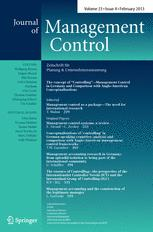 Journal of Management Control