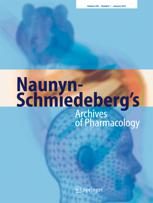Archiv für experimentelle Pathologie und Pharmakologie