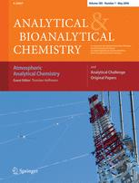 Analytical and Bioanalytical Chemistry