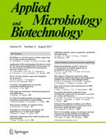 Applied Microbiology and Biotechnology