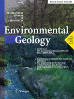 Environmental Geology and Water Sciences