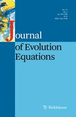 Journal of Evolution Equations