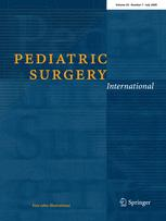 Pediatric Surgery International
