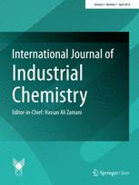 International Journal of Industrial Chemistry