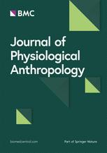 Journal of Physiological Anthropology