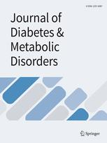 Journal of Diabetes & Metabolic Disorders