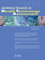 Giornale Italiano di Health Technology Assessment