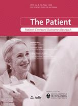 The Patient - Patient-Centered Outcomes Research