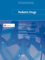 Pediatric Drugs