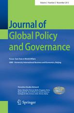 Journal of Global Policy and Governance