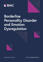Borderline Personality Disorder and Emotion Dysregulation
