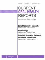 Current Oral Health Reports