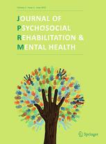 Journal of Psychosocial Rehabilitation and Mental Health