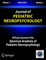 Journal of Pediatric Neuropsychology