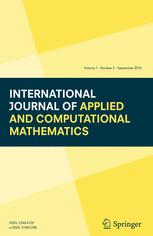 International Journal of Applied and Computational Mathematics