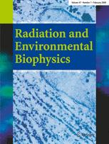 Radiation and Environmental Biophysics