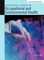 Internationales Archiv für Gewerbepathologie und Gewerbehygiene