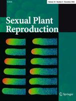 Sexual Plant Reproduction