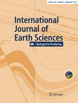 International Journal of Earth Sciences