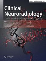 Klinische Neuroradiologie