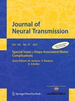 Journal of Neural Transmission