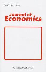 Zeitschrift für Nationalökonomie