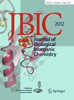 JBIC Journal of Biological Inorganic Chemistry