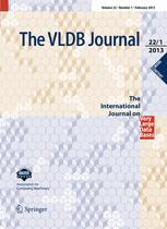 The VLDB Journal