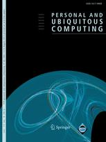 Personal and Ubiquitous Computing