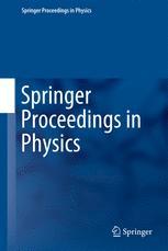 Springer Proceedings in Physics