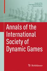 Annals of the International Society of Dynamic Games