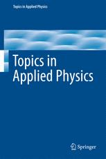 Topics in Applied Physics