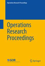 Operations Research Proceedings