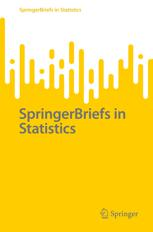 SpringerBriefs in Statistics